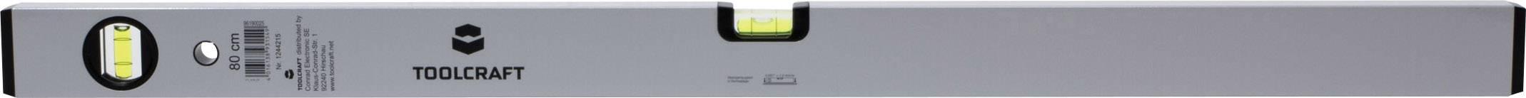 Vodováha Toolcraft 1244216, 1000 mm