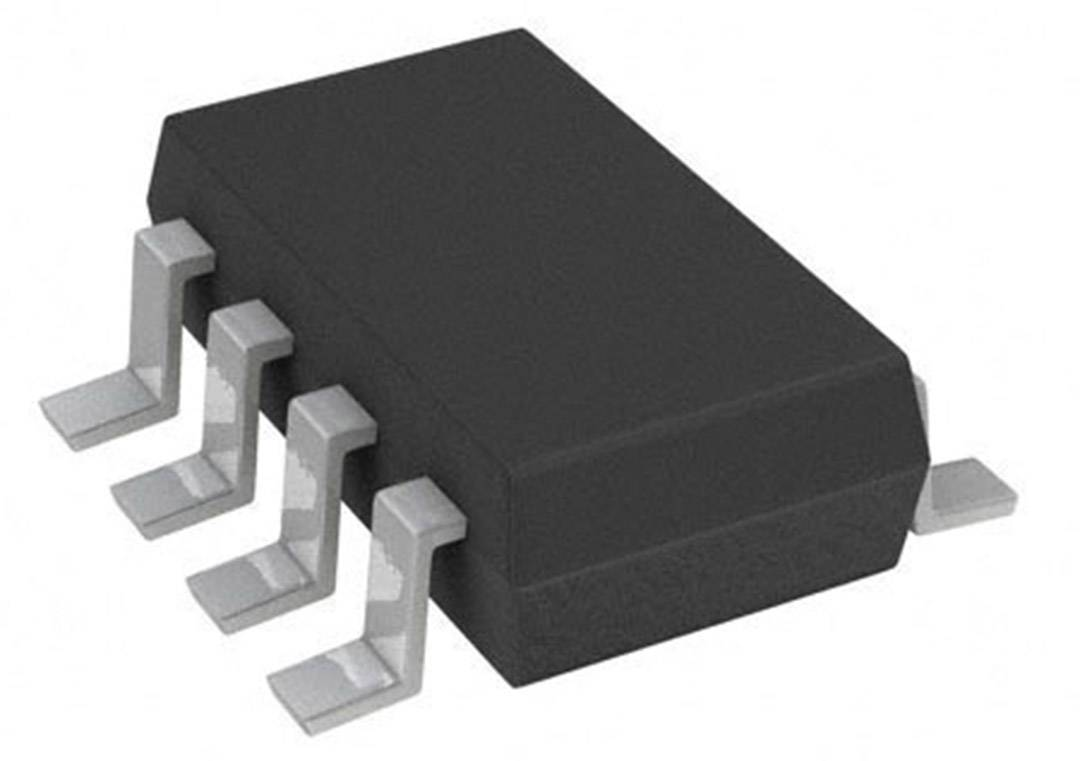 PMIC kontrolér Hot Swap Analog Devices ADM1170-2AUJZ-RL7 víceúčelové aplikace TSOT-23-8 povrchová montáž