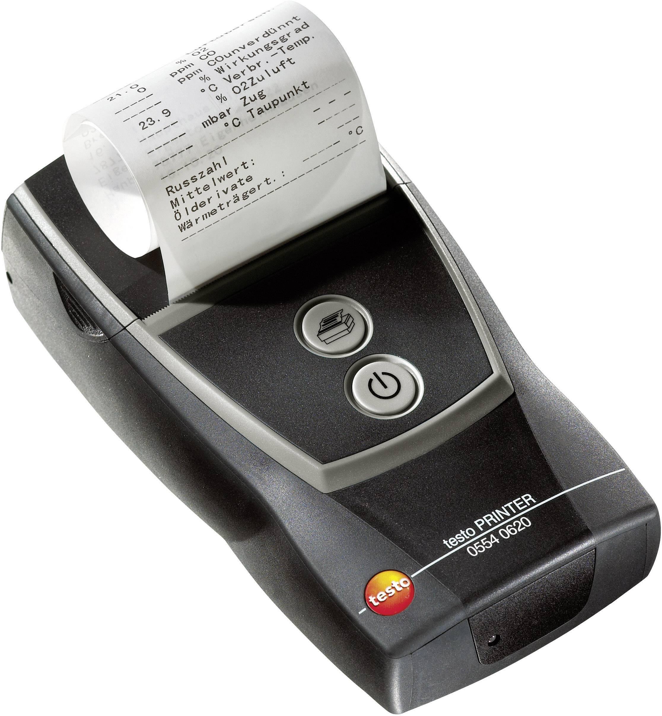 Tiskárna Testo Bluetooth® testo 0554 0620 0554 0620