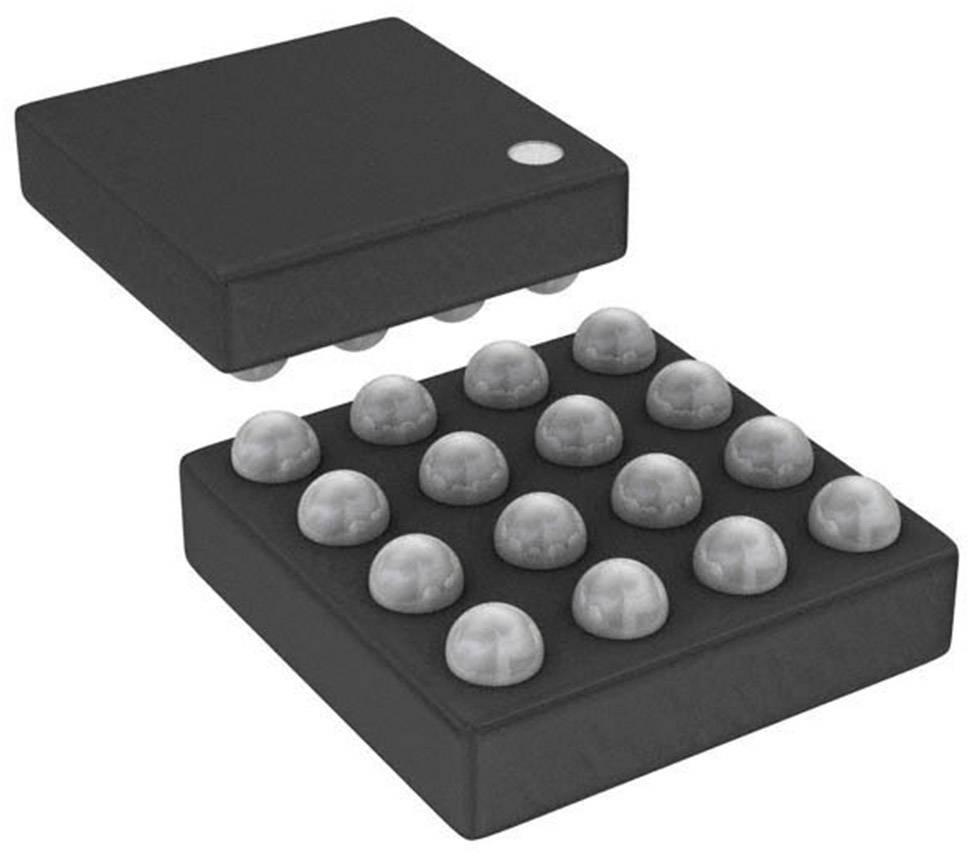 PMIC OR kontrolér, ideální diody