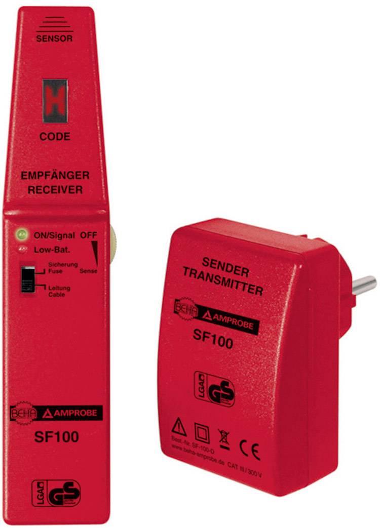 Prístroj na vyhľadávanie poistiek Beha Amprobe UNITEST SF100