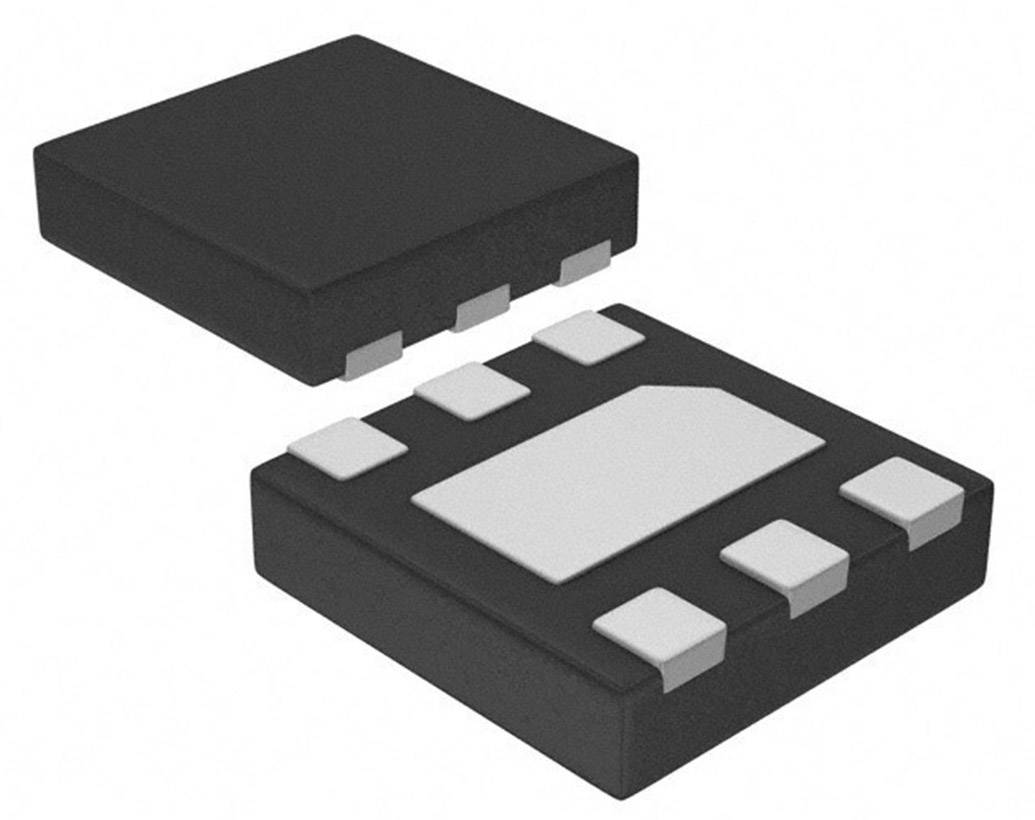 MOSFET Fairchild Semiconductor N kanál N-CH 20V 3 FDME1024NZT UMLP-6 FSC