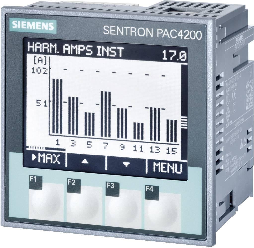 Multifunkčný merací prístroj Siemens SENTRON PAC4200