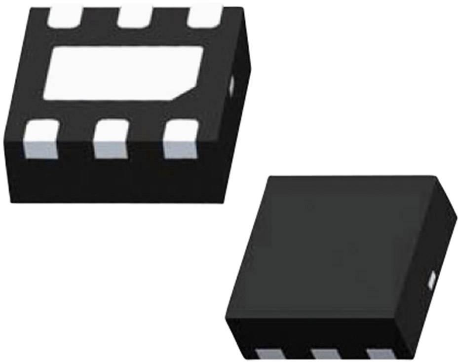 PMIC regulace/správa proudu ON Semiconductor FAN4010IL6X_F113 proudový senzor MicroPak-6