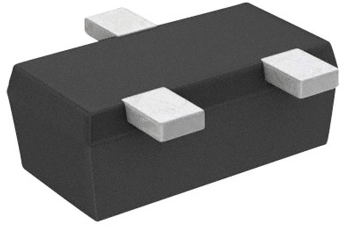 MOSFET Fairchild Semiconductor P kanál P-CH 20V FDY100PZ SOT-563F-6 FSC