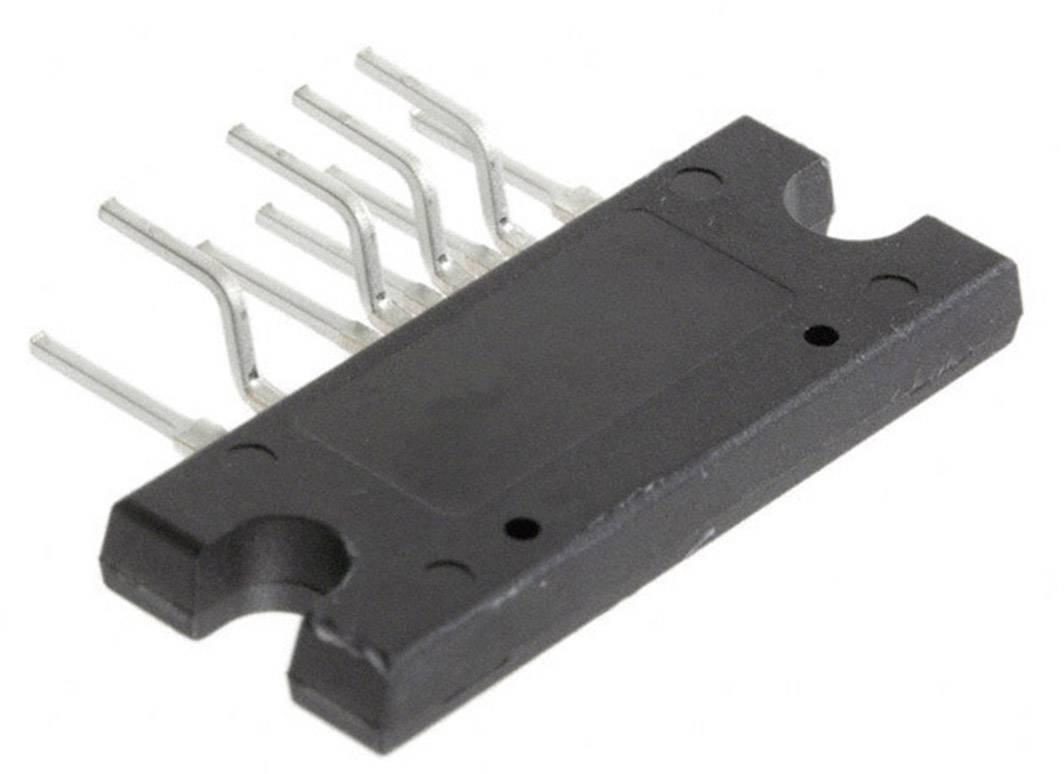 PMIC AC/DC měnič, offline přepínač ON Semiconductor FSFR1700XS, řízení frekvence, SIP-9