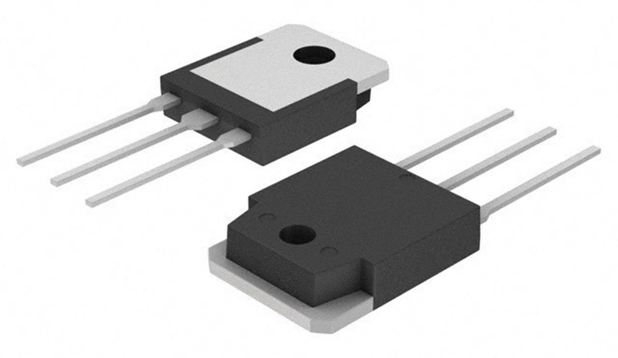 MOSFET Fairchild Semiconductor N kanál N-CH 600V 7 FCA76N60N TO-3P-3 FSC