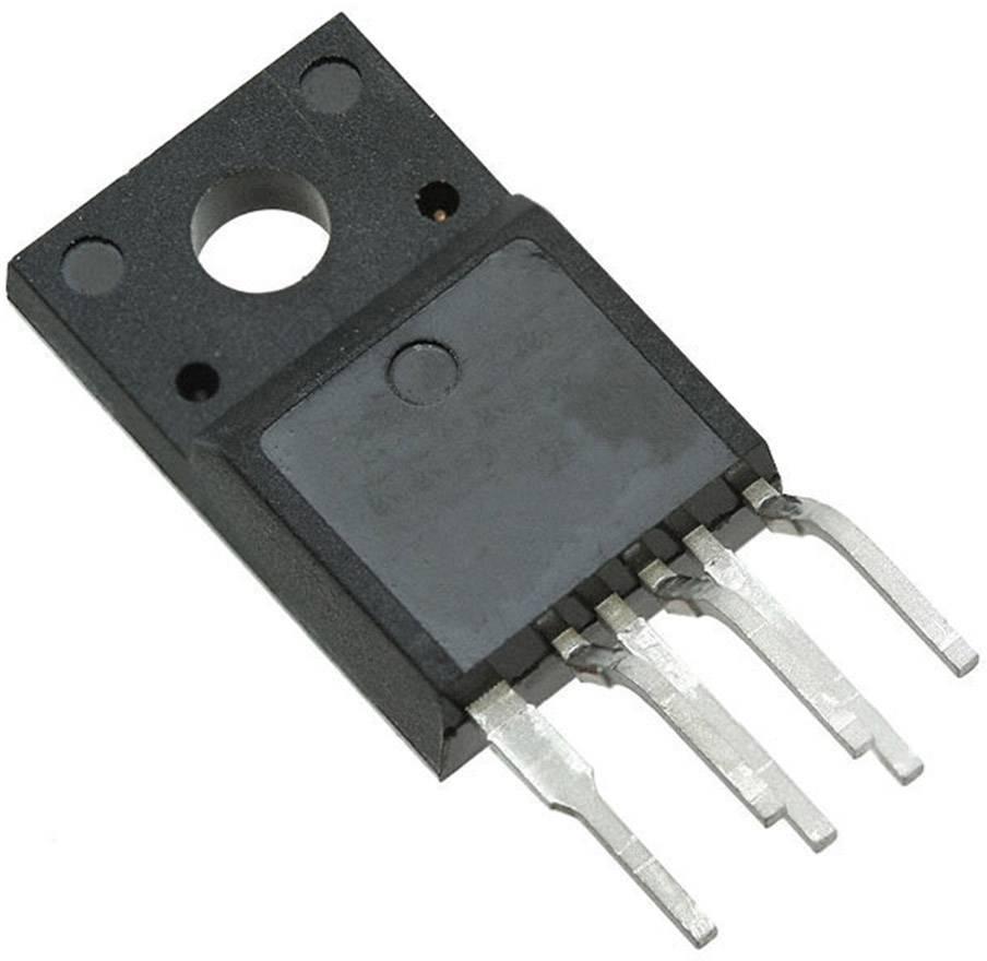 PMICAC/DCmenič,offlineprepínač ON Semiconductor FSGM0765RWDTU, TO-220F-6L
