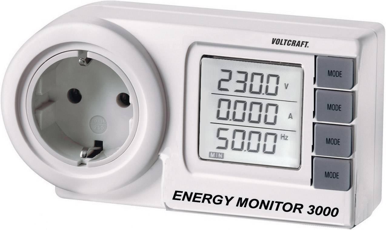 Měření spotřeby energie