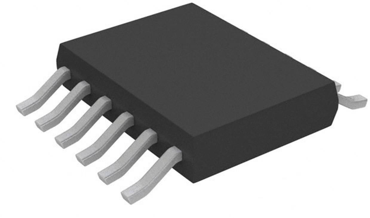 PMIC nebo kontrolér Linear Technology LTC4352CMS#PBF N-kanál MSOP-12 kontrolér N+1 OR