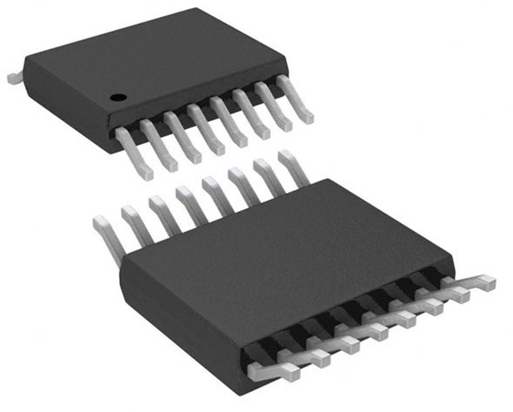PMIC regulátor napětí - spínací DC/DC regulátor Linear Technology LT3988IMSE#PBF držák MSOP-16-EP