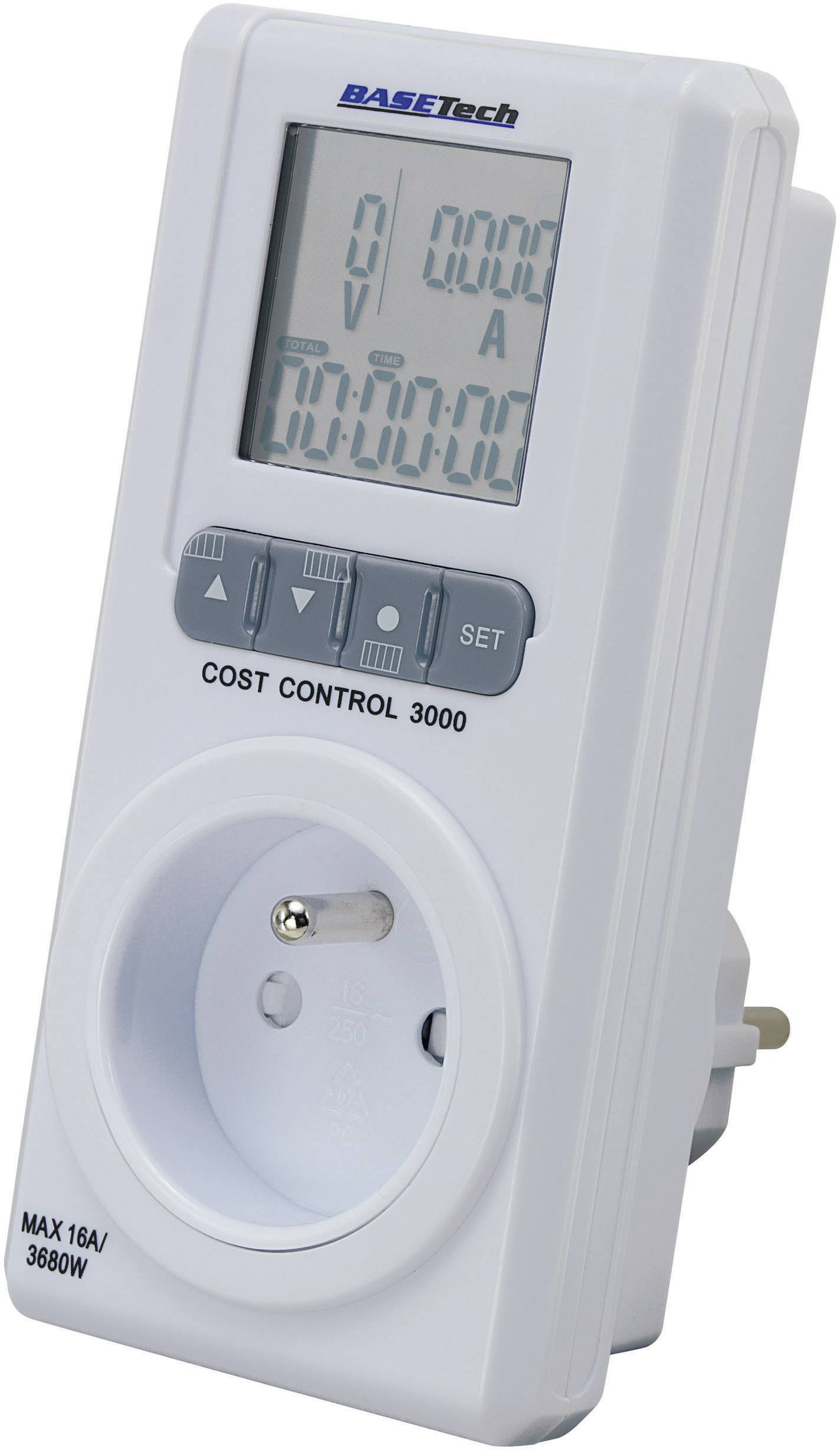 Merač spotreby BaseTech Cost Control 3000 CZ