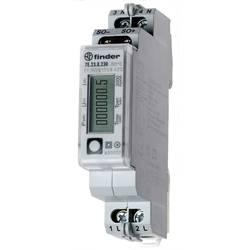 Digitální elektroměr Finder 7E.23.8.230.0010, 32 A MID, na DIN lištu
