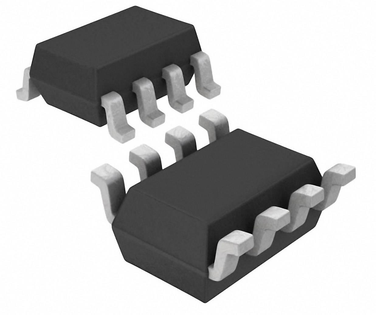 PMIC LED řadič Linear Technology LT3491ESC8#TRMPBF, DC/DC regulátor, SC-70-8 , povrchová montáž