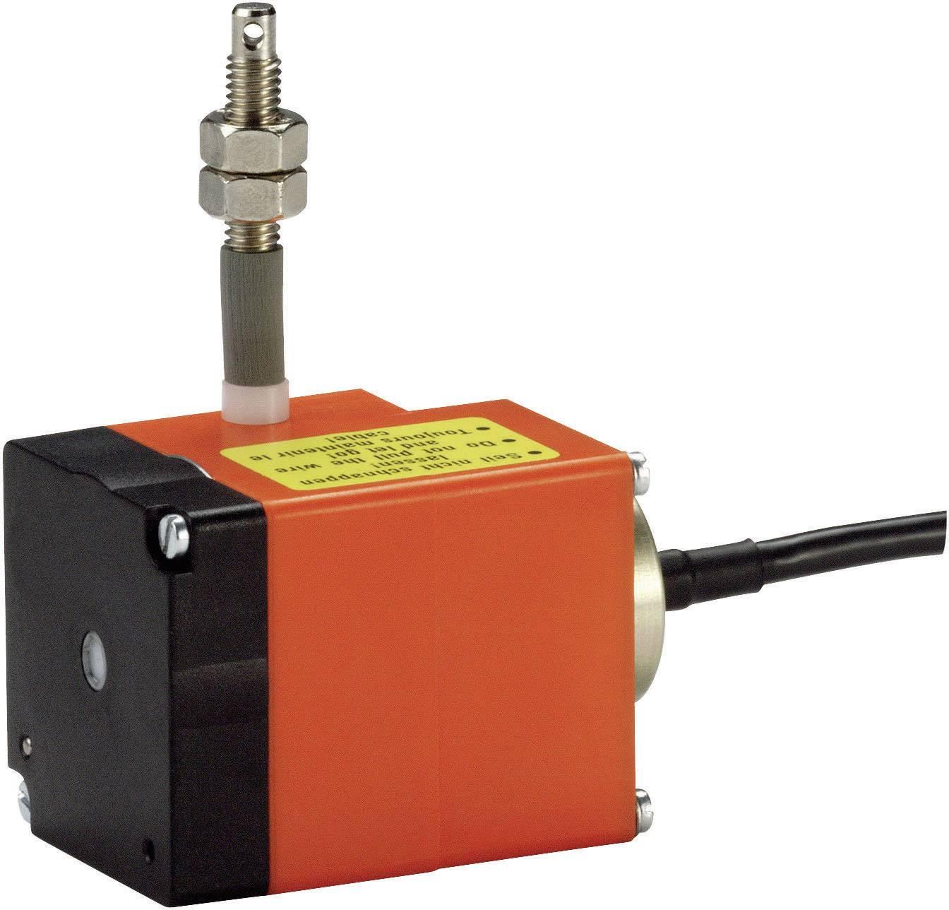 Mini ovládaný snímač Kübler D5, 4 - 20 mA