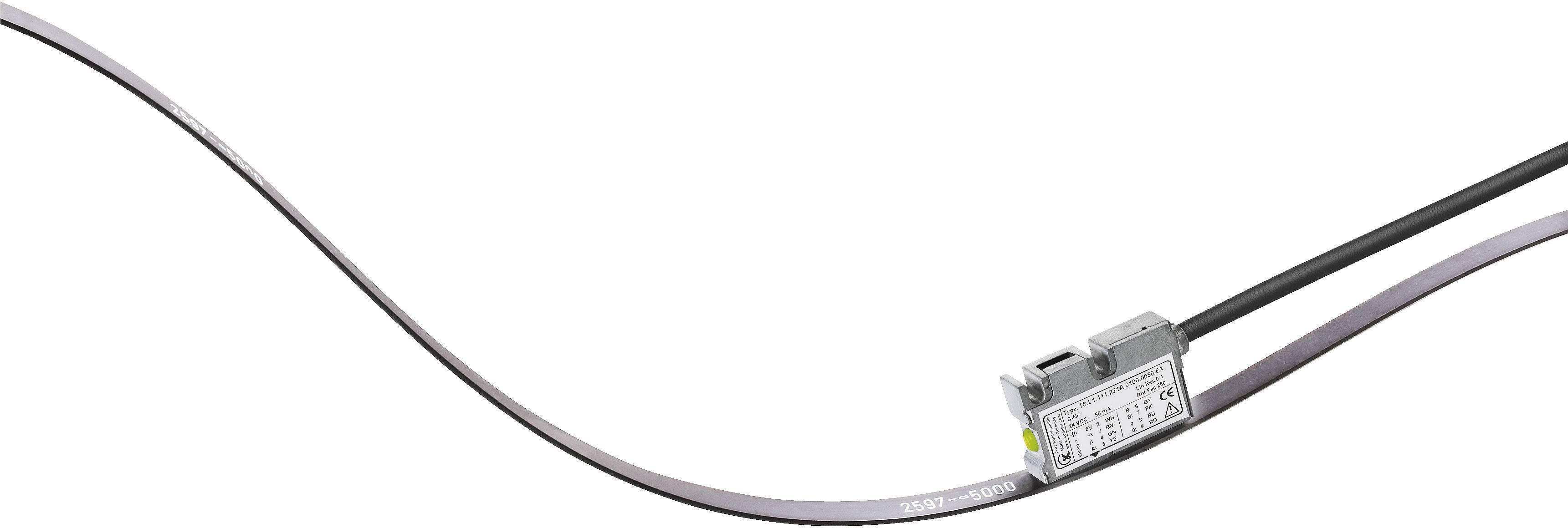 Lineárny merací magnetický systém Kübler LIMES LI20, rozhranie RS422, 100 um