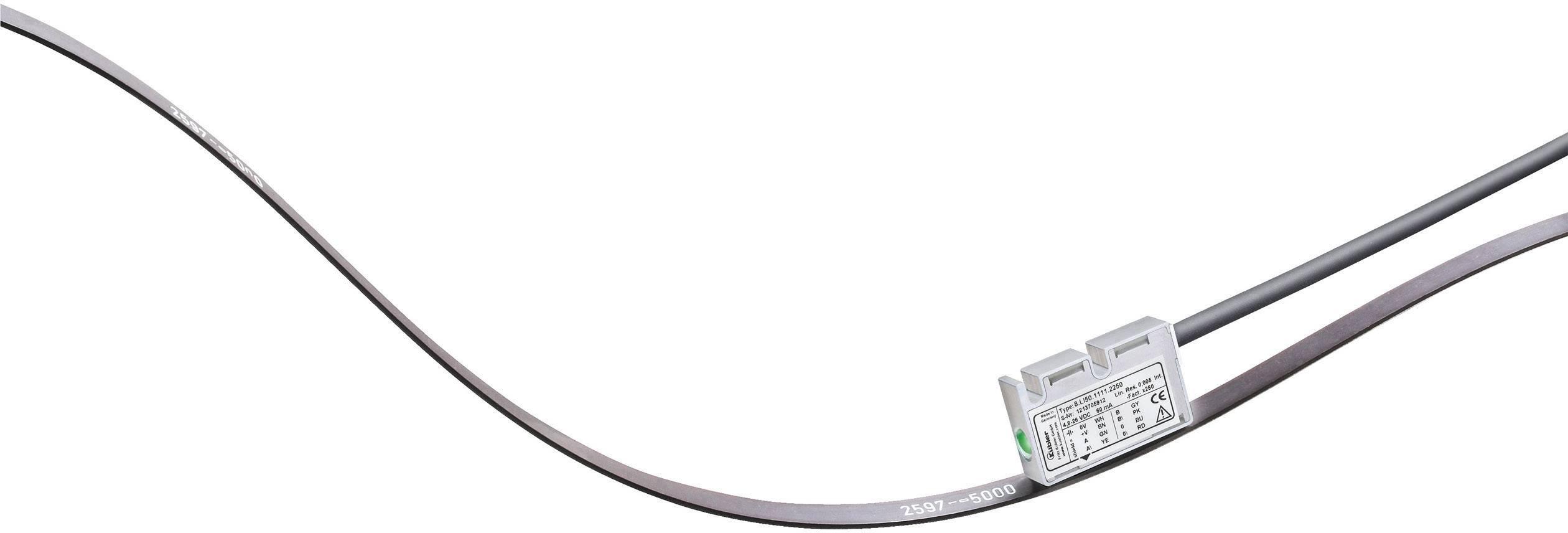 Magnetický pás Kübler LIMES B1, 1 m