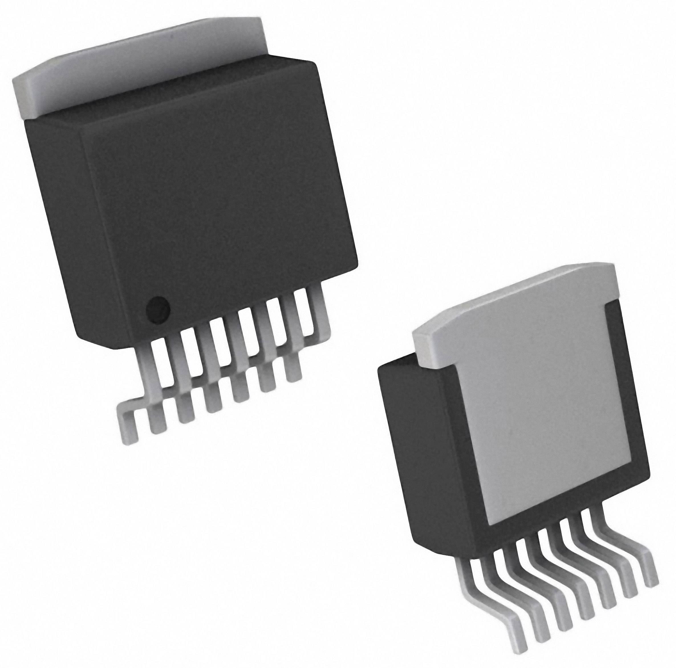 PMIC regulátor napětí - lineární Linear Technology LT3081ER#PBF pozitivní, nastavitelný DDPAK-7