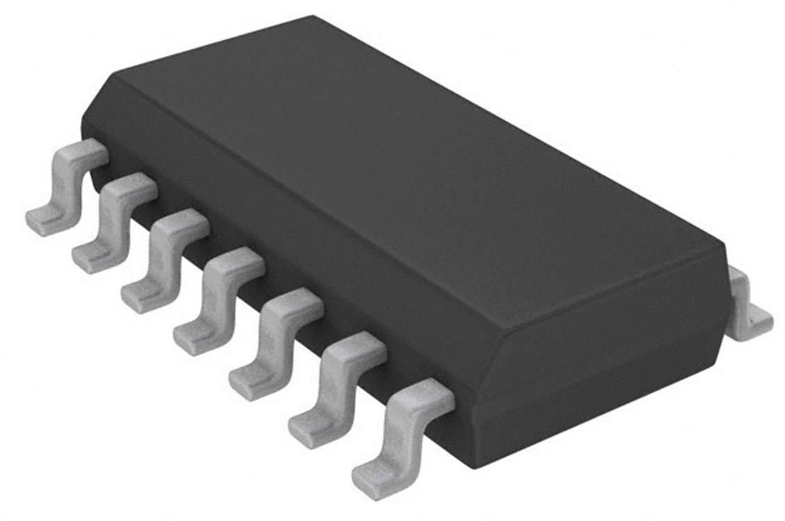Logický IO - buffer, driver Texas Instruments SN74ABT125D, SOIC-14