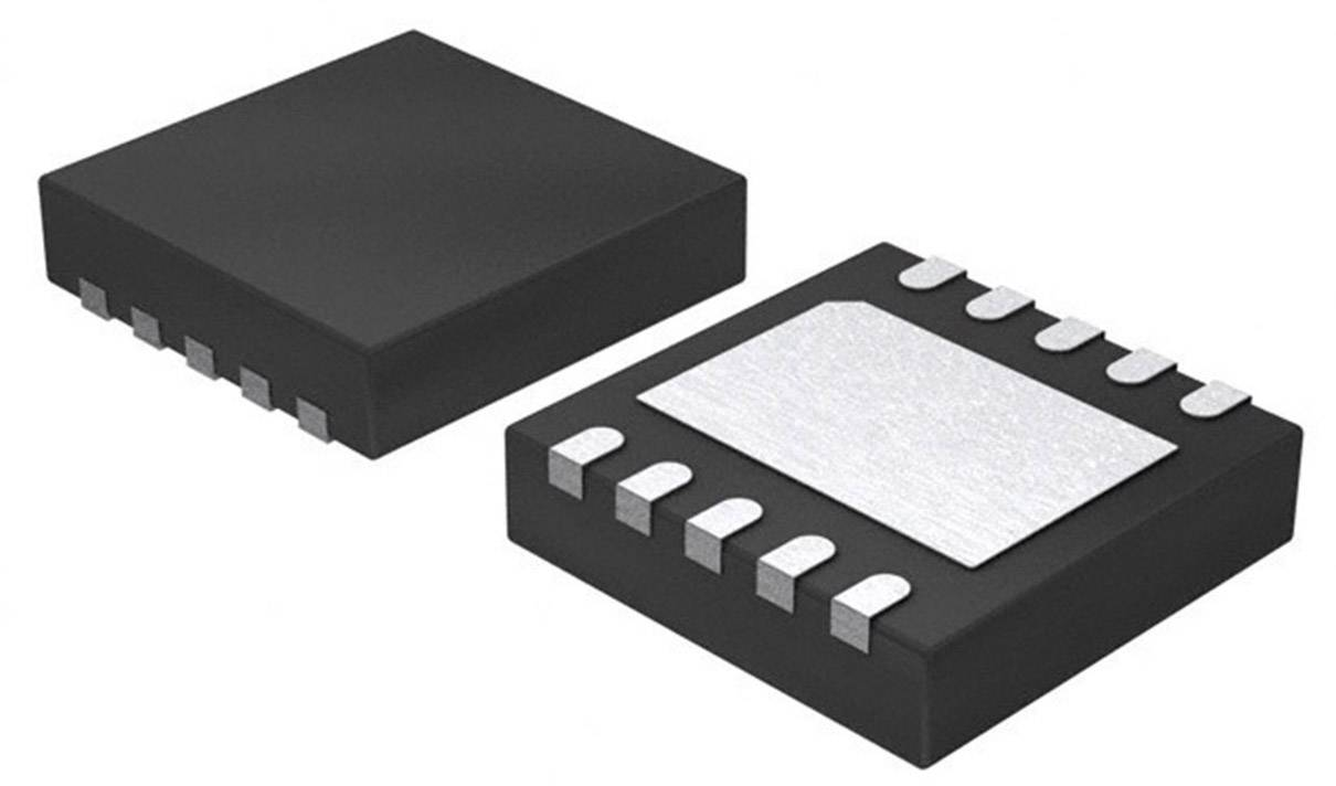 PMIC regulátor napětí - spínací DC/DC regulátor Texas Instruments LM2750SD-5.0/NOPB nábojová pumpa WSON-10