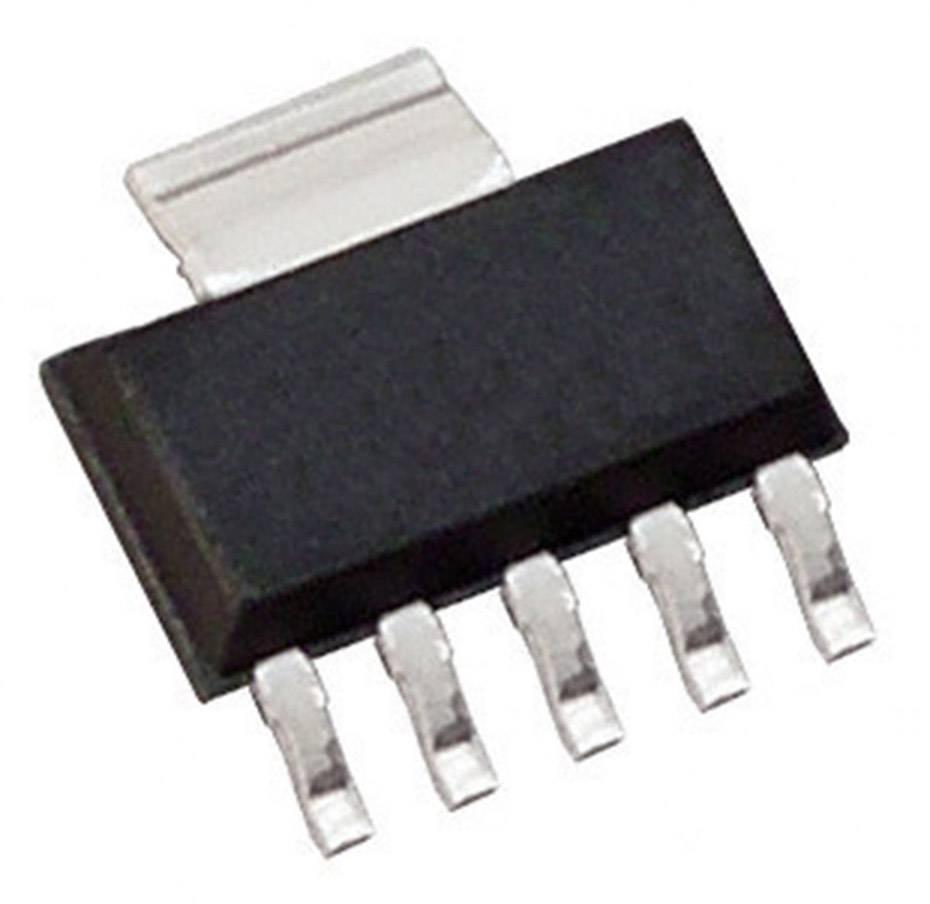 PMIC regulátor napětí - lineární Texas Instruments LM1117MP-ADJ/NOPB pozitivní, nastavitelný SOT-223