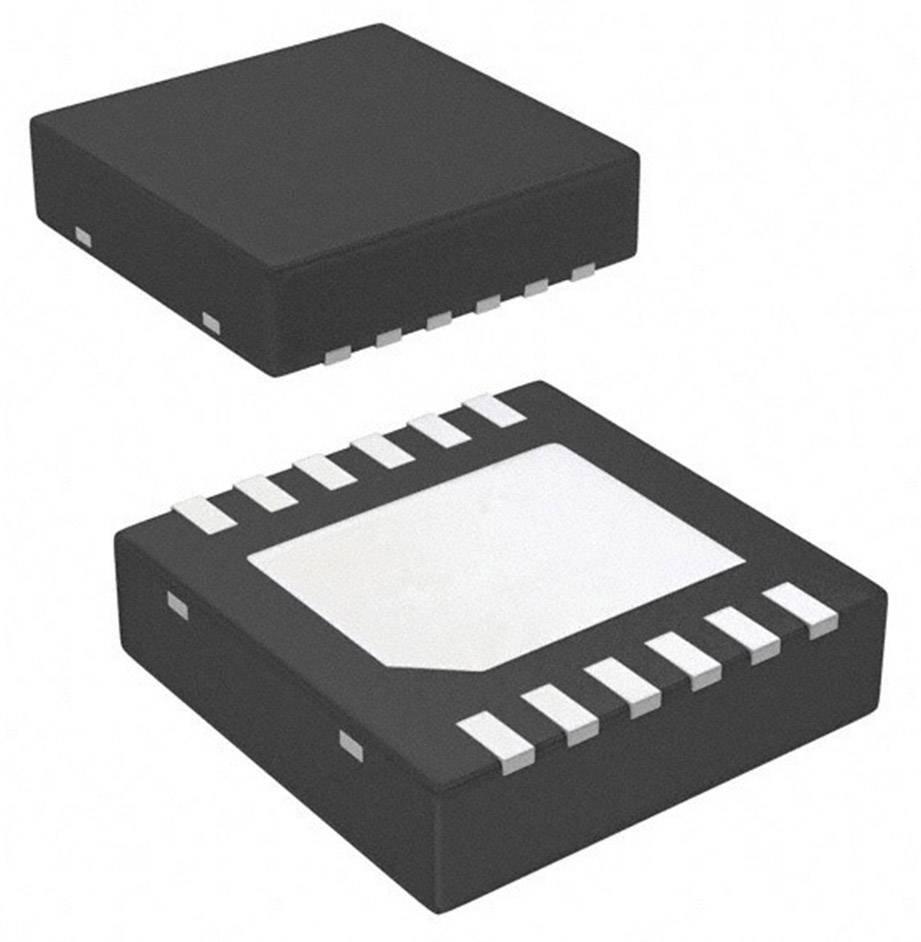 PMIC regulátor napětí - spínací DC/DC regulátor Texas Instruments LM3668SD-2833/NOPB zesilovač měniče WSON-12