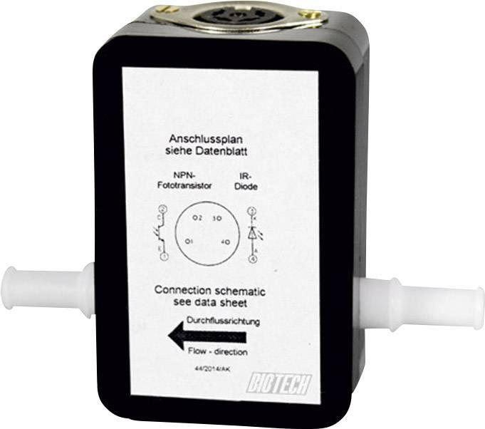 Senzor průtoku B.I.O-TECH e.K. DFM-Opto Typ 01, 4.5 - 24 V/DC, 0.025 - 2.5 l/min, (d x š x v) 77 x 62 x 60 mm