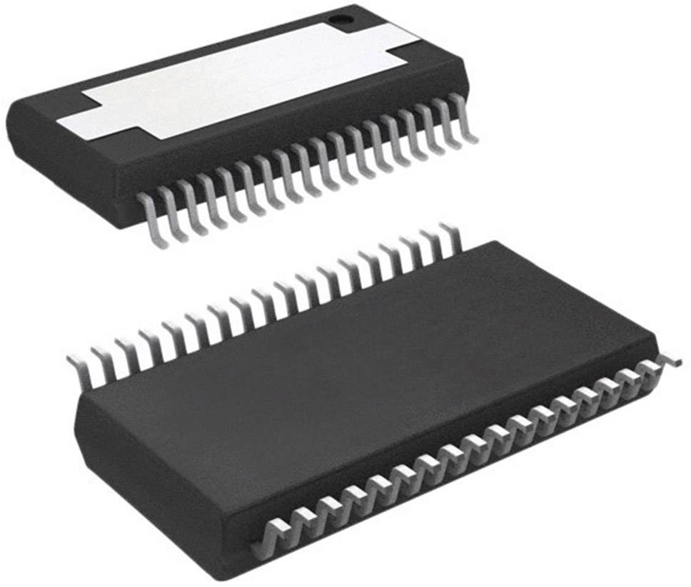 PMIC bridge driver Texas Instruments DRV8432DKD HSSOP-36
