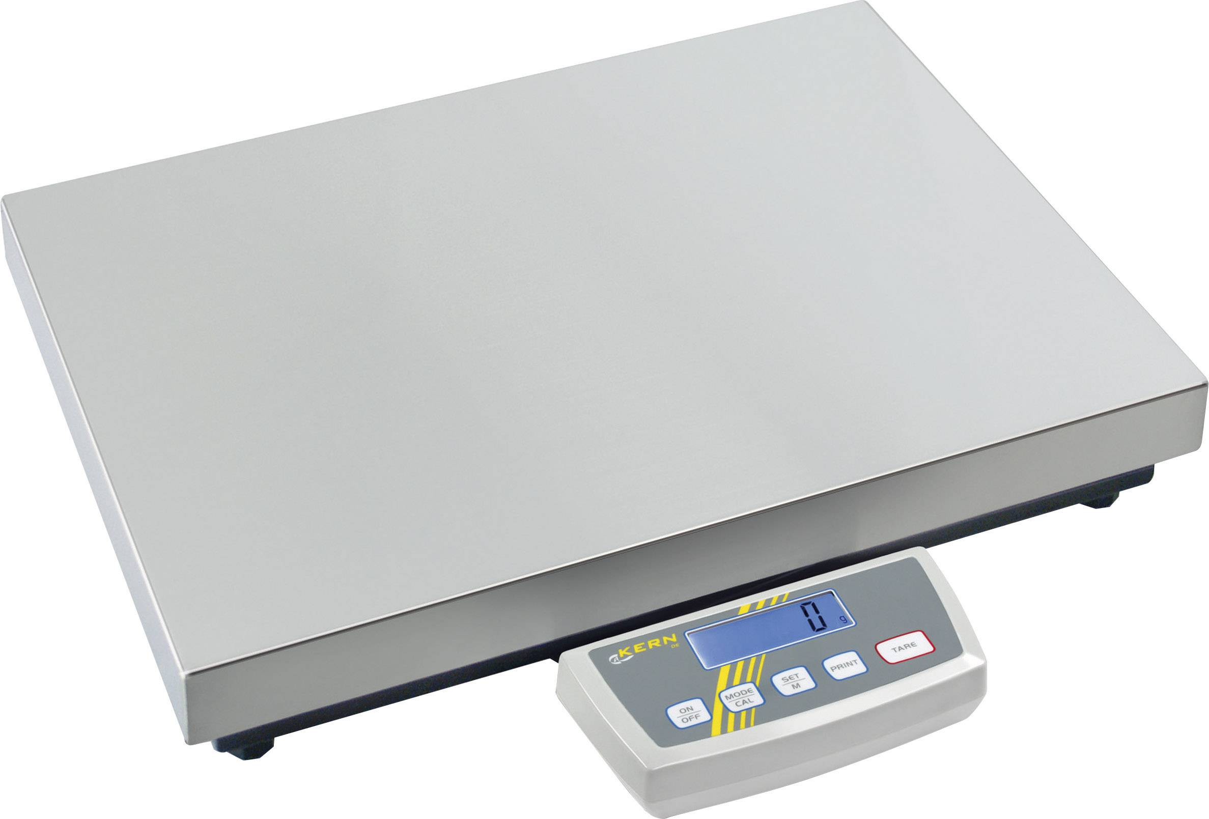 Stolná váha Kern DE 6K1D, 6 kg