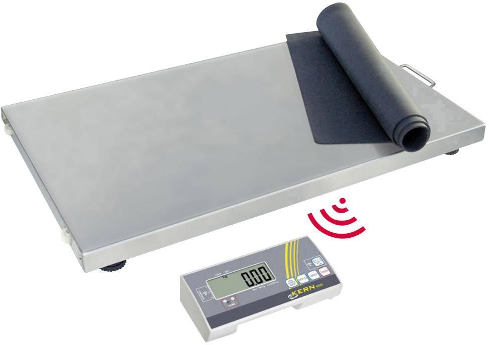Plošinová váha Kern EOS 150K50XLF, presnosť 50 g, max. váživosť 150 kg
