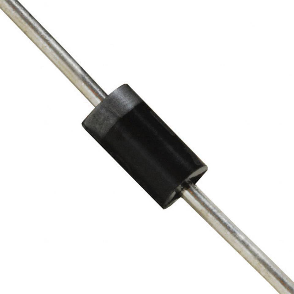 Schottkyho usmerňovacia dióda STMicroelectronics 1N5819, 1 A, 40 V, DO 41 PLASTIC