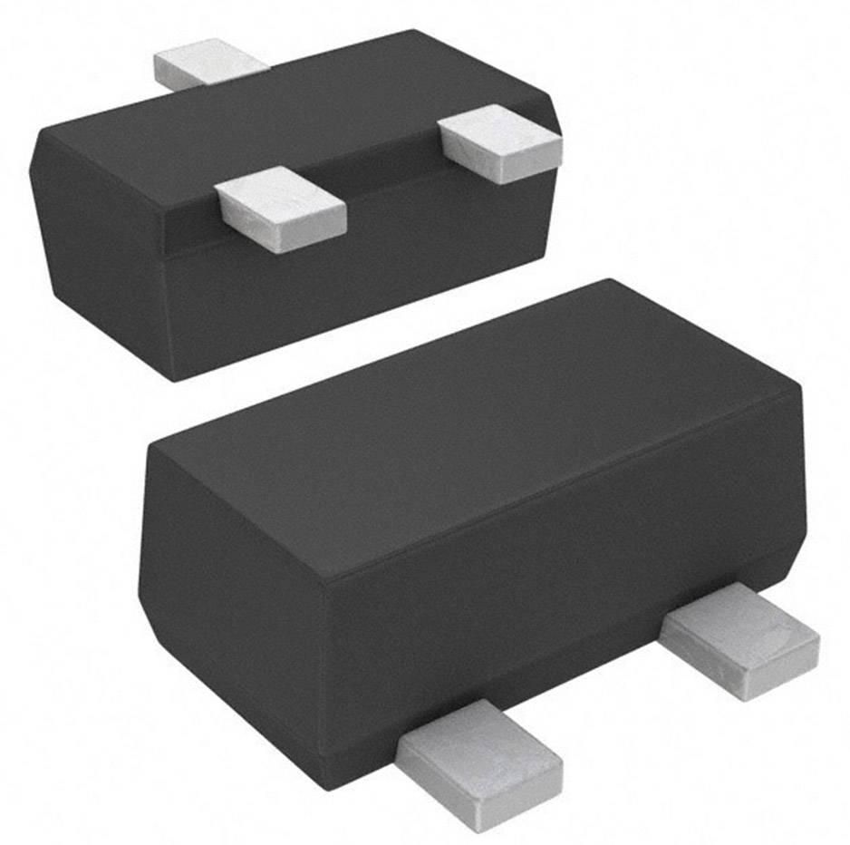MOSFET Fairchild Semiconductor N kanál N-CH 60V 115 2N7002T SOT-523F FSC