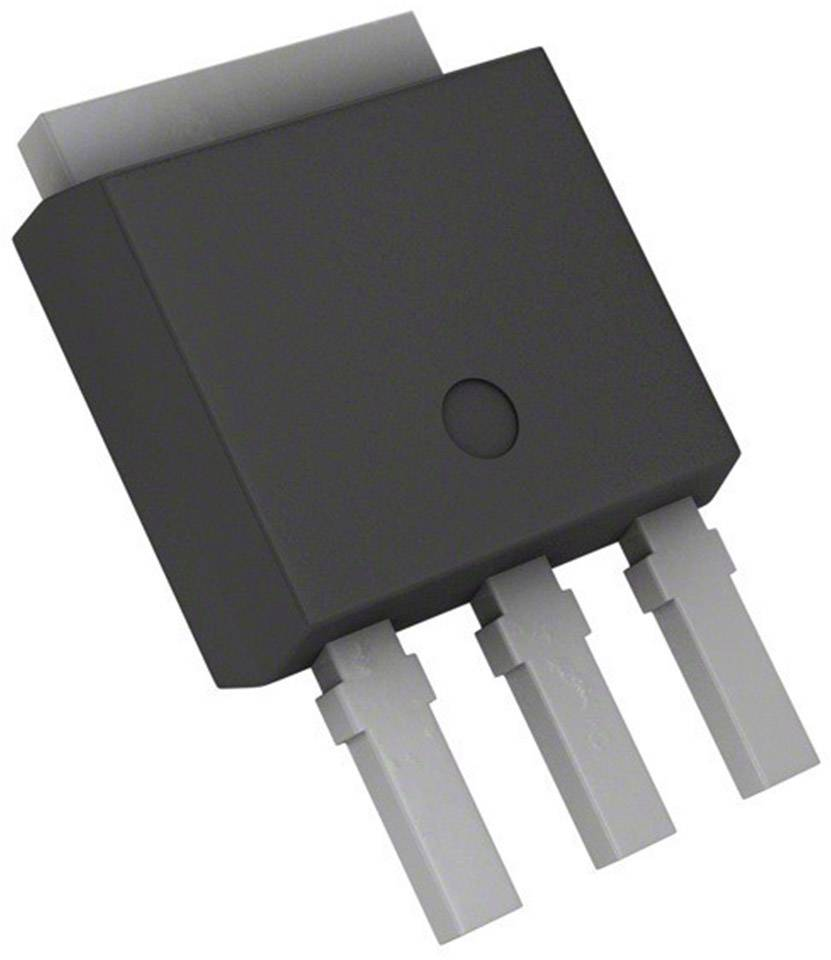 MOSFET Fairchild Semiconductor N kanál N-CH 600V FQU1N60CTU TO-251-3 FSC