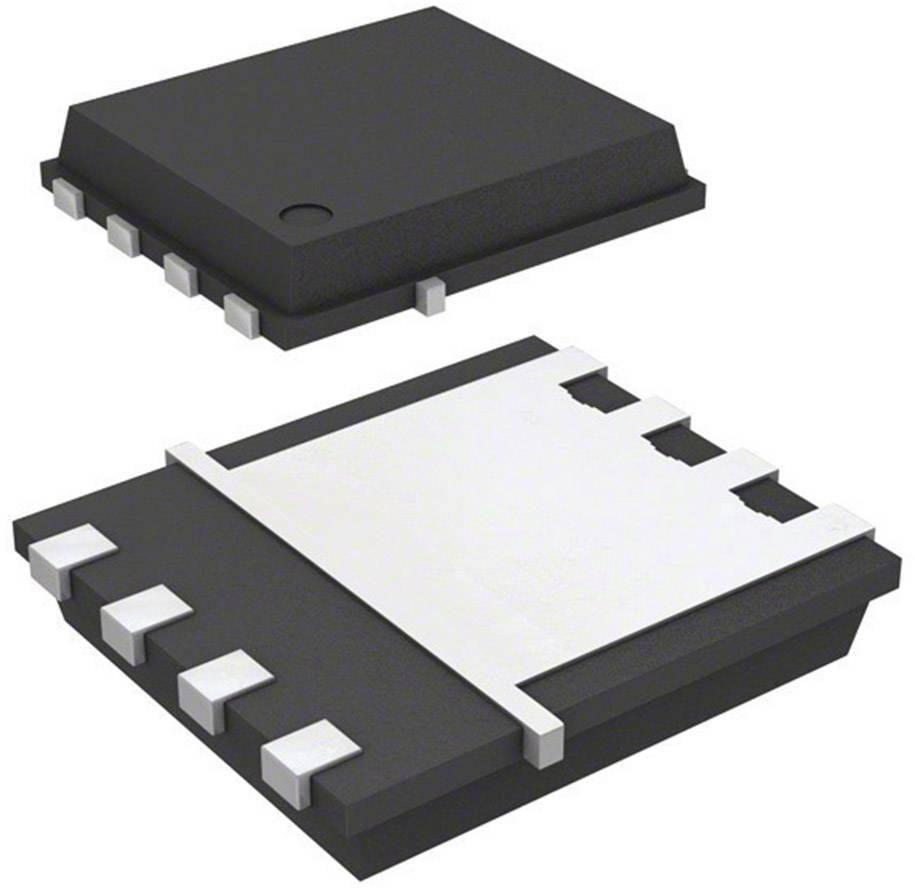 MOSFET Fairchild Semiconductor N kanál N-CH 100V 7A FDMS86104 PQFN-8 FSC