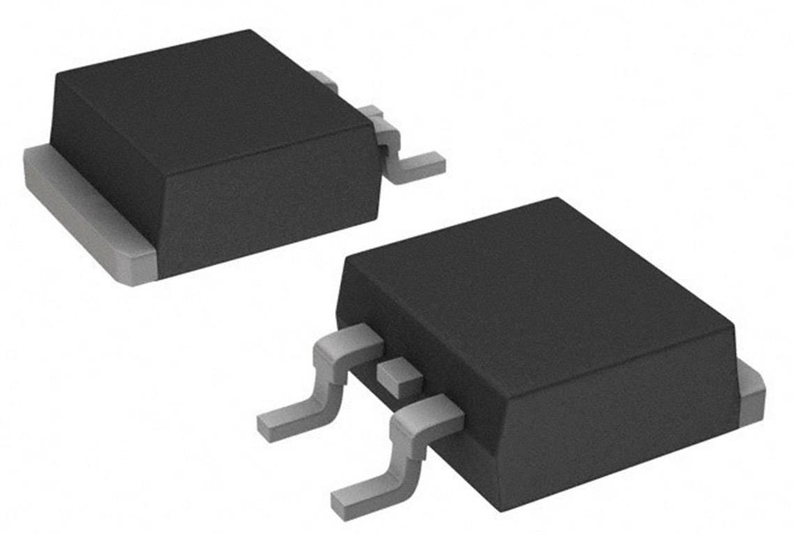 MOSFET Fairchild Semiconductor N kanál N-CH 50 FQB5N50CTM TO-263-2 FSC