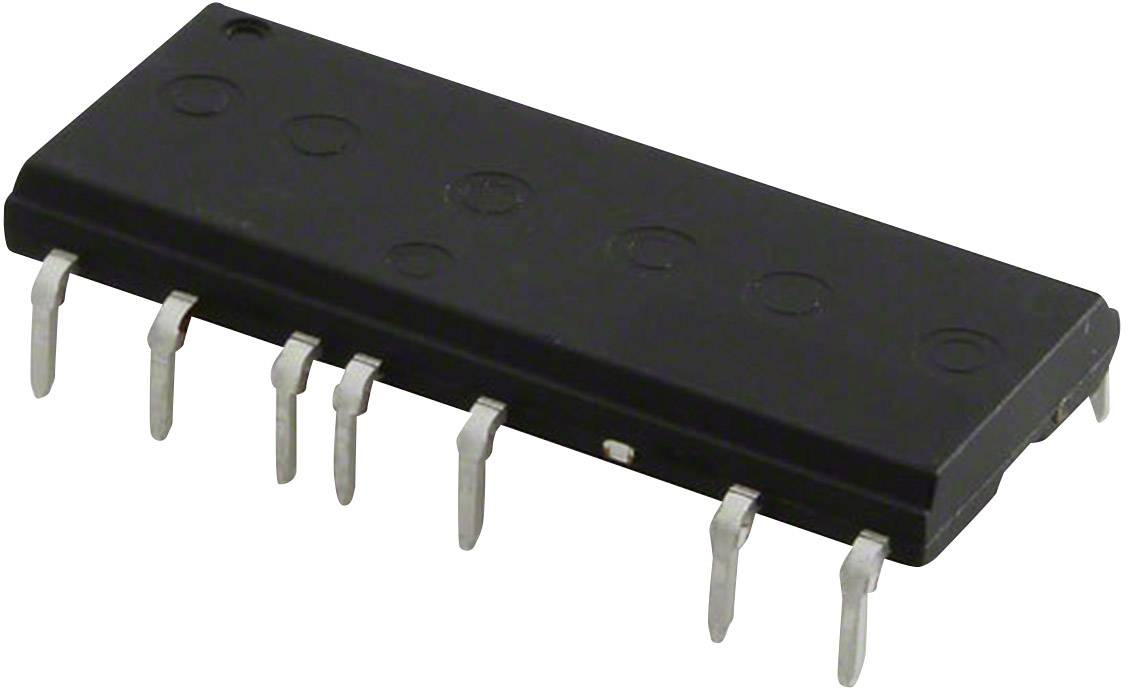 Tranzistor IGBT ON Semiconductor FSB50550AS, SPM-23 , 500 V, 3 fáze, logika, Schmittův spouštěč