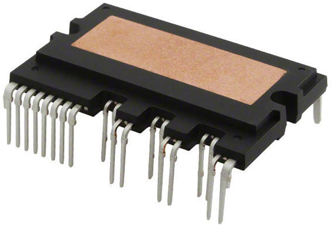 Tranzistor IGBT ON Semiconductor FSBB30CH60C, SPM-27-CC , 600 V, 3 fáze, logika, Schmittův spouštěč