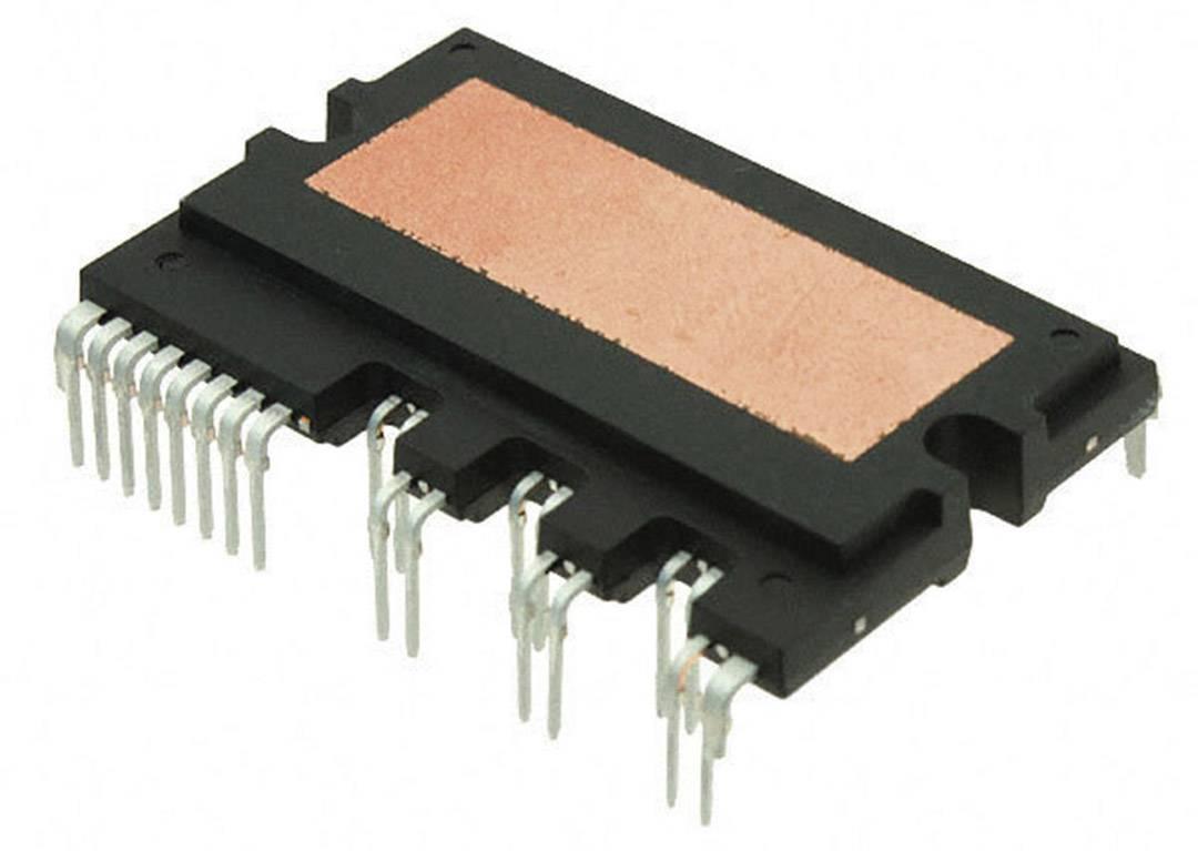 Tranzistor IGBT ON Semiconductor FSBB20CH60CL, SPM-27-CB , 600 V, 3 fáze, logika, Schmittův spouštěč