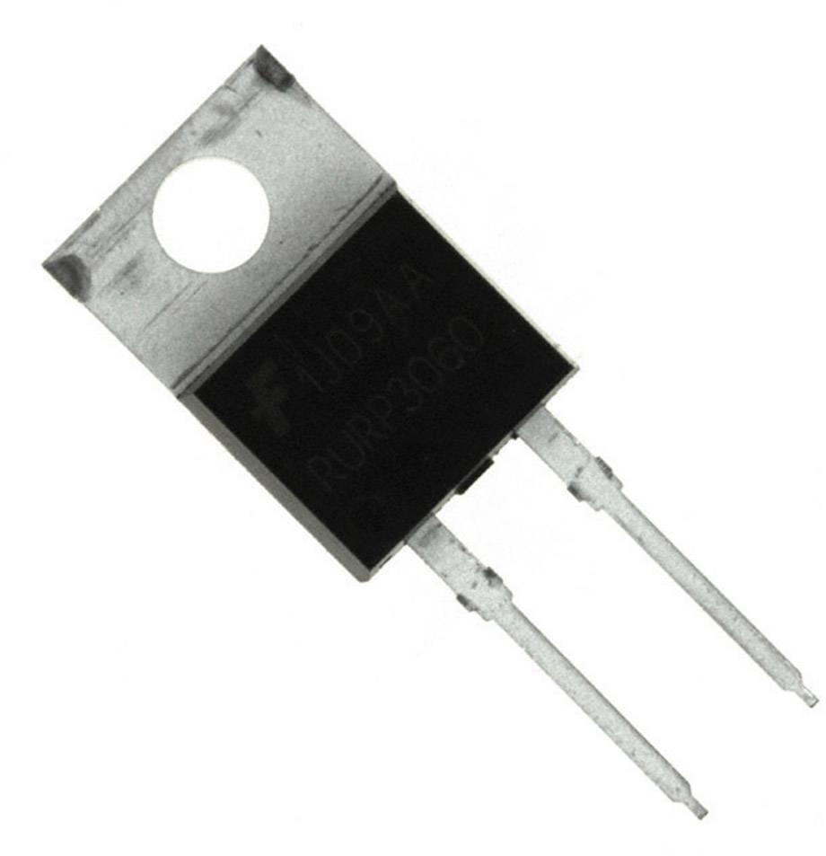 Dióda Fairchild Semiconductor UFAST 600V 3 RURP3060 TO-220-2 FSC