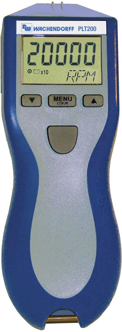 Laserový otáčkomer s kufrom Wachendorff PLT200