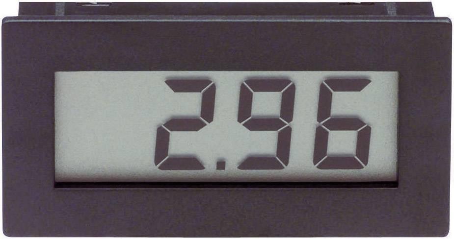 Panelové měřidlo Voltcraft DVM-210