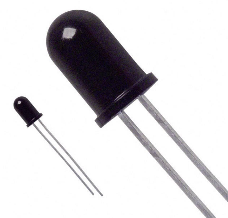 Fotodiody, fototranzistory