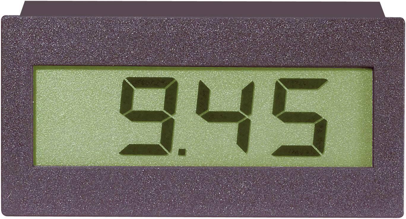 Panelové meradlo voltmetra Voltcraft DVM-310