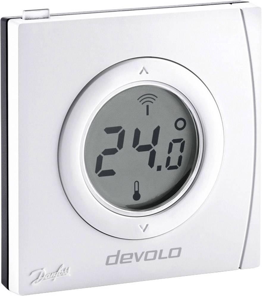 Bezdrôtový termostat Devolo Devolo Home Control 9361, Max. dosah 100 m
