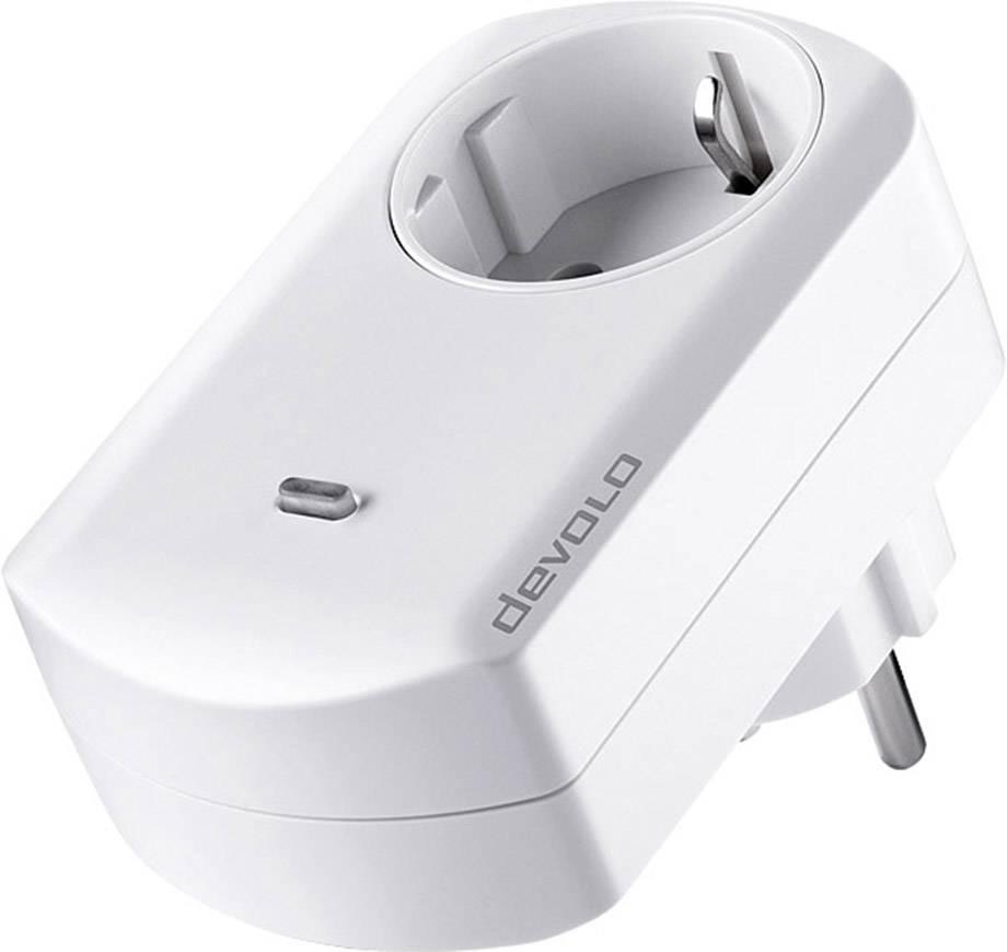 Bezdrôtová spínacia zásuvka Devolo Devolo Home Control 9354, max. dosah 100 m