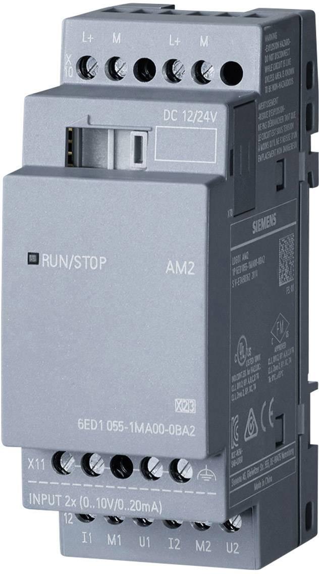 Rozšiřující modul pro PLC Siemens LOGO! AM2 0BA2 6ED1055-1MA00-0BA2