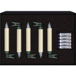 Bezdrátové vánoční svíčky Krinner 74332 Lumix, 5 LED, teplá bílá
