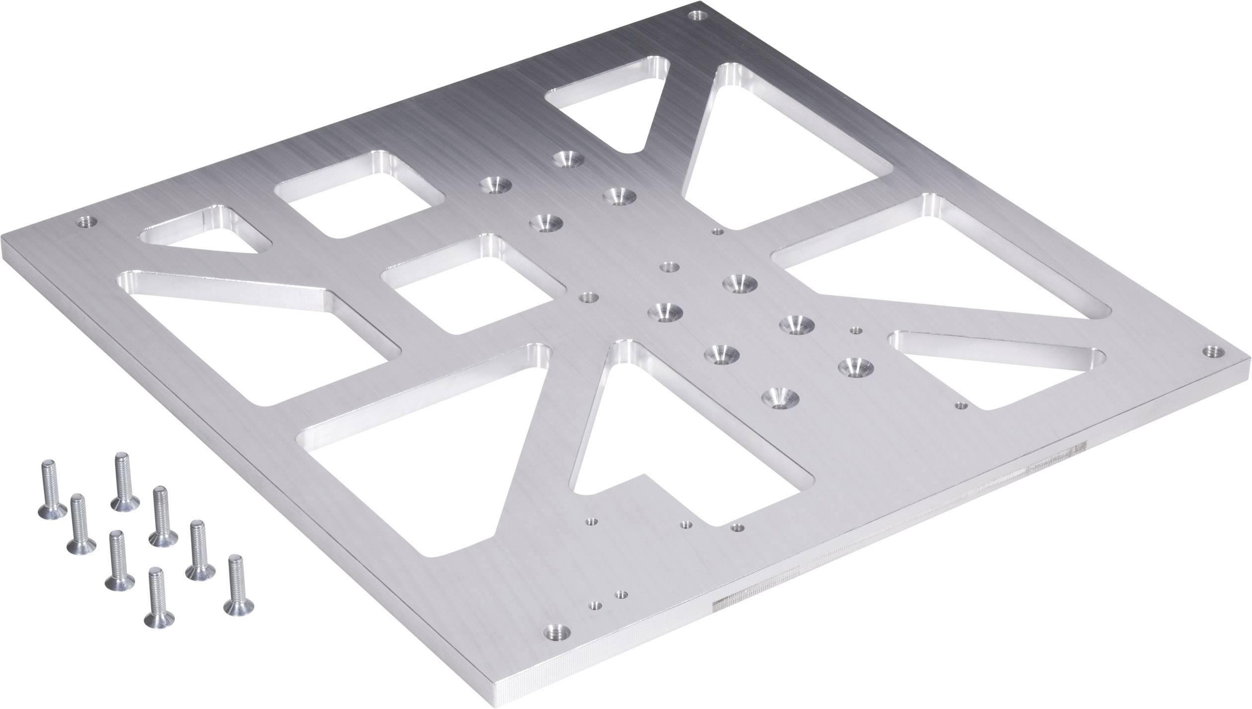 Spodní díl pro frézovací rozšíření, vhodný pro 3D tiskárnu renkforce RF1000