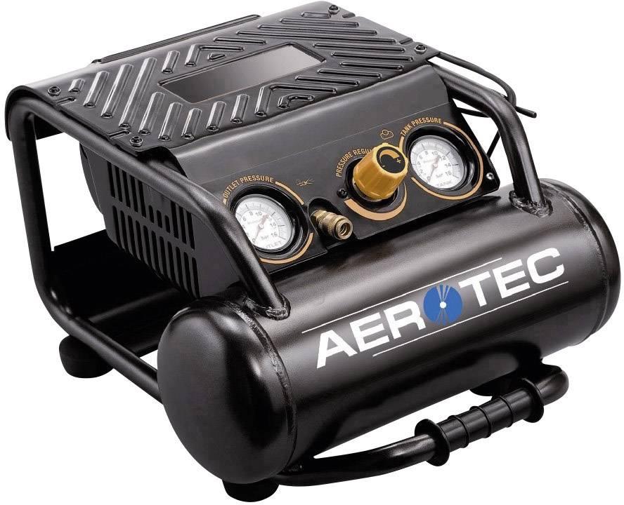 Pístový kompresor Aerotec OL 197- 10 RC 2010123, objem tlak. nádoby 10 l