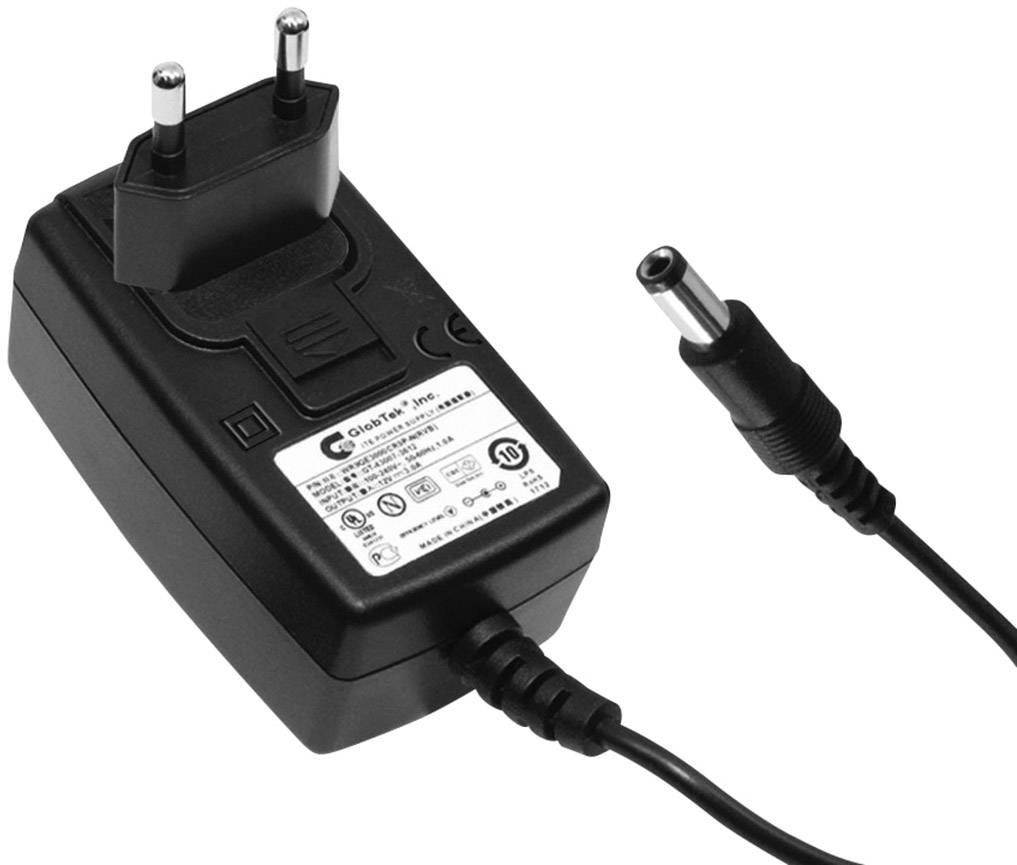 Zásuvkový napájací adaptér GlobTek WR9QE3000LCPNEU (RVB) 12 V / DC 3000 mA 36 W